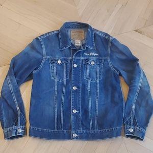 True Religion jeans jacket